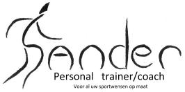 PT logo Sander Personal Coach 4