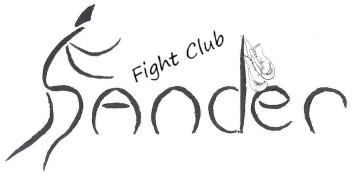Fight club sander logo