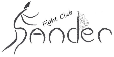 Fight club sander logo